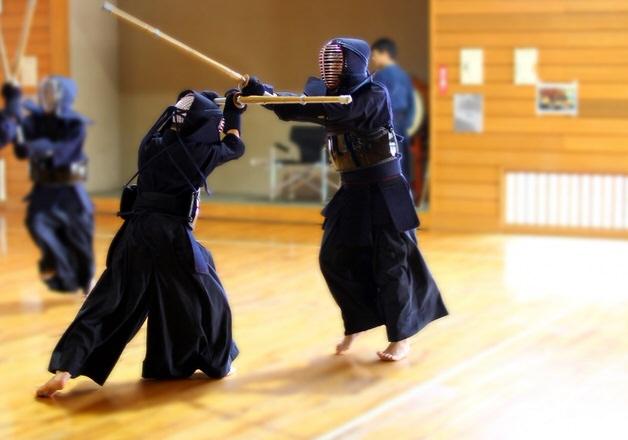 腰が入った剣道